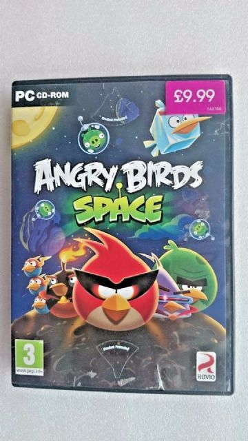 Angry Birds: Space (PC, 2012)